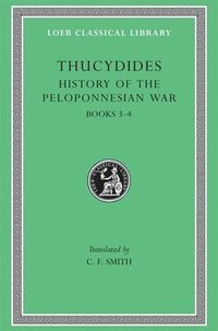 History of the Peloponnesian War: v. 2 (inbunden)