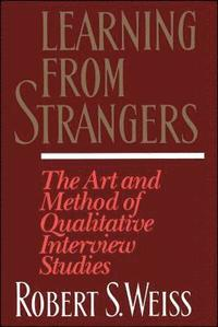 Learning From Strangers (h�ftad)