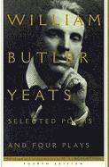 Selected Poems and Four Plays of William Butler Yeats (kartonnage)