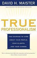 True Professionalism (h�ftad)