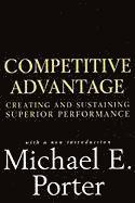 The Competitive Advantage (inbunden)