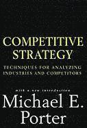 Competitive Strategy (inbunden)