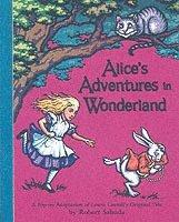 Alice's Adventures in Wonderland (kartonnage)