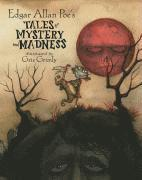 Edgar Allan Poe's Tales of Mystery and Madness (inbunden)