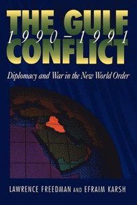 The Gulf Conflict 1990-1991 (h�ftad)
