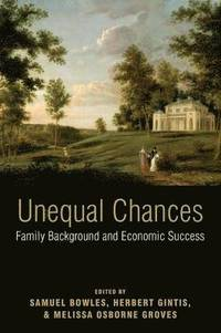 Unequal Chances (h�ftad)
