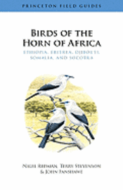 Birds of the Horn of Africa (h�ftad)