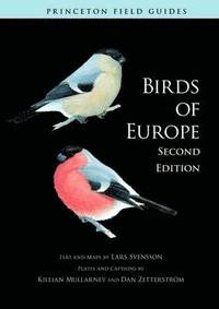 Birds of Europe (inbunden)