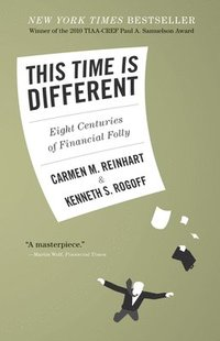 This Time is Different (e-bok)