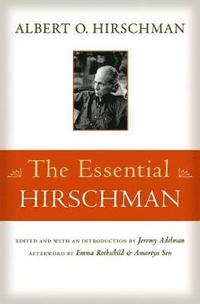The Essential Hirschman (h�ftad)