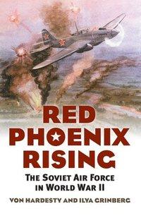 Red Phoenix Rising (inbunden)