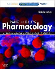 Rang & Dale's Pharmacology (h�ftad)