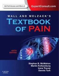 Wall & Melzack's Textbook of Pain (inbunden)