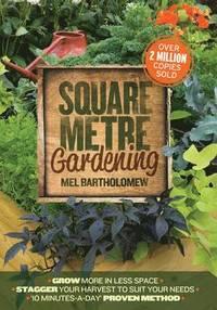Bokomslag Square Metre Gardening (häftad)