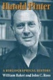 Harold Pinter - William Baker, John C Ross - Bok (9780712348850) | Bokus bokhandel - 9780712348850_large