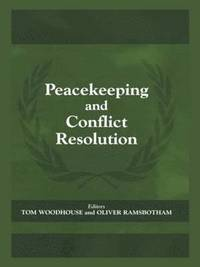Peacekeeping and Conflict Resolution (h�ftad)