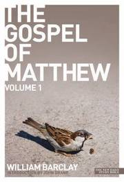 The Gospel of Matthew: v. 1 (h�ftad)