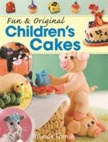 Fun and Original Children's Cakes (h�ftad)