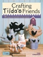 Crafting Tilda's Friends (inbunden)