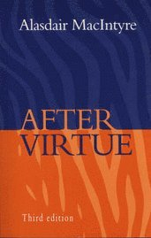 After Virtue (h�ftad)