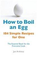 How to Boil an Egg (häftad)