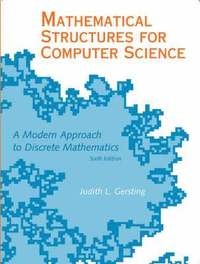 Mathematical Structures for Computer Science (inbunden)