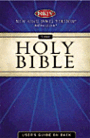 The Holy Bible (inbunden)