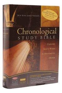 The Chronological Study Bible (inbunden)