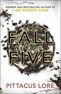 The Fall of Five (inbunden)