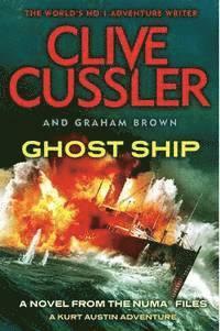 Ghost Ship: NUMA Files #12 (inbunden)