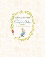 Beatrix Potter - the Complete Tales (inbunden)