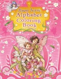Flower Fairies Alphabet Coloring Book (inbunden)