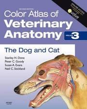 Color Atlas of Veterinary Anatomy, Volume 3, The Dog and Cat (häftad)
