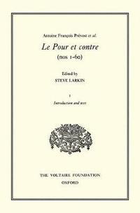 Pour et Contre: No. 1-60 (h�ftad)