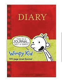 Diary of a Wimpy Kid Journal (inbunden)