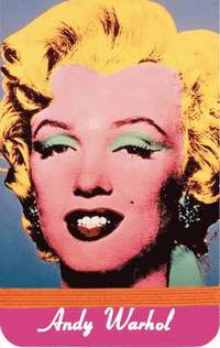 Warhol Marilyn Mini Journal (h�ftad)