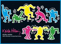 Keith Haring Sticky Notes (h�ftad)