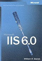Microsoft IIS 6.0 Administrator's Pocket Consultant (e-bok)