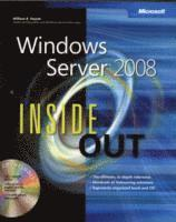 Windows Server 2008 Inside Out, Book/CD Package (h�ftad)