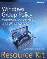 Windows Group Policy Resource Kit: Windows Server 2008 and Windows Vista Book/CD Package ()