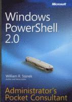 Windows PowerShell 2.0 Administrator's Pocket Consultant (h�ftad)