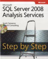 Microsoft SQL Server 2008 Analysis Services Step by Step, Book/CD Package