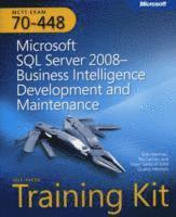 MCTS Self-Paced Training Kit (Exam 70-448): Microsoft SQL Server 2008 - Business Intelligence Development and Maintenance Book/CD Package