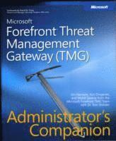 Microsoft ForeFront Threat Management Gateway (TMG) Administrator's Companion Book/CD Package
