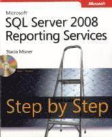 Microsoft SQL Server 2008 Reporting Services Step by Step, Book/CD Package