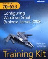 MCTS Self-Paced Training Kit (Exam 70-653): Configuring Windows Small Business Server 2008 Book/CD Package