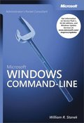 Microsoft(R) Windows(R) Command-Line Administrator's Pocket Consultant