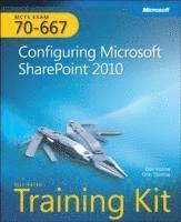 MCTS Self-Paced Training Kit (Exam 70-667): Configuring Microsoft SharePoint 2010 Book/CD Package