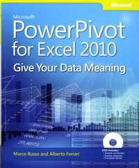 Microsoft PowerPivot for Excel 2010 Book/DVD Package