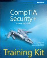 CompTIA Security+ Training Kit (Exam SY0-301) Book/CD Package (inbunden)